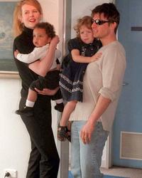 Nicole Kidman Talks Struggle Following Tom Cruise Split, Loving All Her Children Equally