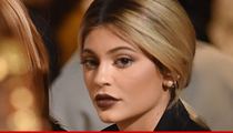 Kylie Jenner -- Accused of Stalking Girl Over Jaden Smith