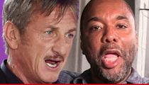 Sean Penn Sues Lee Daniels -- I DON'T Hit Women
