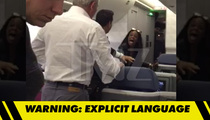 Azealia Banks Goes Ballistic On Delta -- Calls Flight Attendant 'F***ing F***ot' (VIDEO)