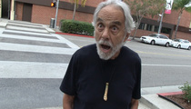 Tommy Chong -- Here's My Trump Conspiracy Theory, Man (VIDEO)
