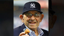 Yogi Berra Dies -- Yankees Legend Dead at 90