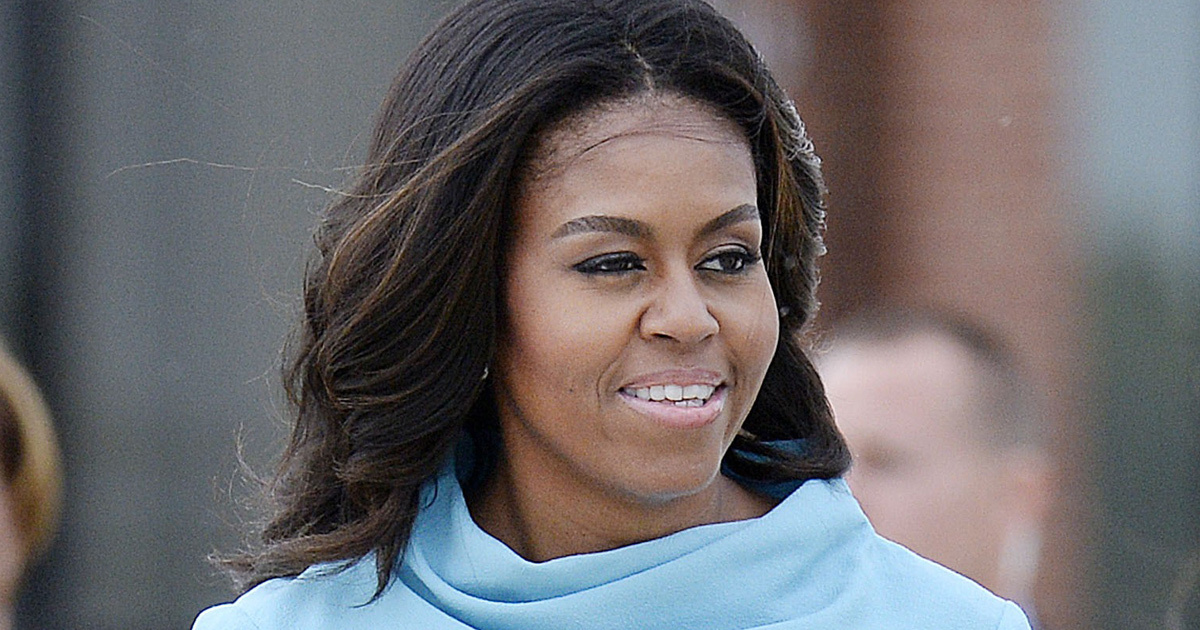 Michelle Malia Amp Sasha Obama Look Picture Perfect For