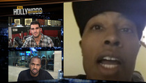 Caron Butler -- I Worry About Lamar Odom ... I Want to Help