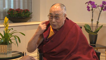 The Dalai Lama -- Ugly Chicks Can't Do My Job ... And I'm Not Kidding (VIDEO)