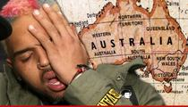 Chris Brown -- Australian Officials Want to Deny Entry ... He Lacks Character