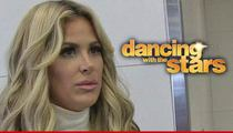 Kim Zolciak -- No Show Tonight on 'Dancing With the Stars'