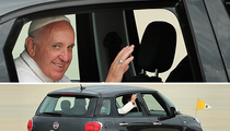 Pope Francis -- Let's Make a Deal ... Pushing Fiat Sales