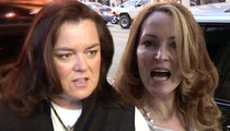 Rosie O'Donnell Saved Estranged Wife Michelle Rounds' Life