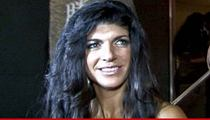 Teresa Giudice -- Sex, Sex, Sex On the Brain Behind Bars