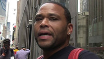 'Black-ish' Star Anthony Anderson -- Wife Files for Divorce