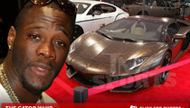 Boxer Deontay Wilder -- Move Over Floyd Mayweather ... I Got a Gator Skin Lambo!