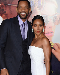Jada Pinkett-Smith Shares Sweet Message & Throwback Photo For Will's Birthday