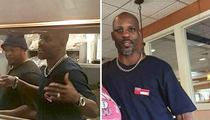 DMX -- Cookin' Chicken Fajita Omelettes At IHOP