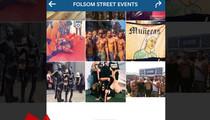 BDSM Street Fair -- Instagram Not Down with Dominatrix Pics (PHOTOS)