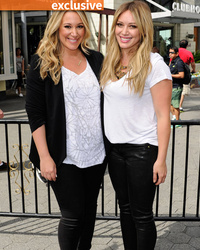 Haylie Duff Talks Motherhood, Baby Ryan and Hilary's Son Luca