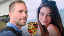 Paul Walker's Daughter Sues Porsche -- He was Burned Alive in Faulty Car
