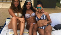 Sydney Leroux -- Bikinis, Bottles & Fat Jewish ... At Vegas Bachelorette Party!!