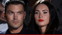 Brian Austin Green -- Officially Asks Megan Fox for Spousal Support