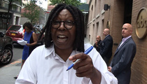 Whoopi Goldberg -- There Was NO 'View' Meltdown!! But Someone's Trying to 'Do My Job' (VIDEO)