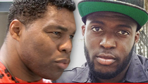 Herschel Walker -- Leonard Fournette Is Better Than I Was In College