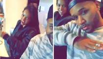 Karrueche Tran -- More Signs She's Dating Soccer Star Memphis Depay