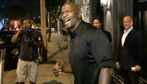 Terry Crews -- I'm Like Tim Tebow ... No Sex Before Marriage!
