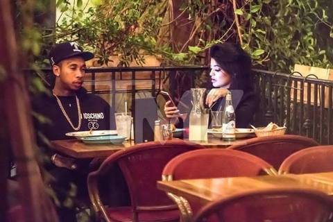 tyga and kylie jenner check please. Black Bedroom Furniture Sets. Home Design Ideas