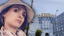 Jim Carrey's Girlfriend Cathriona White -- Don't Pin Her Suicide on the Church ... Scientology Says