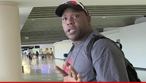Warren Sapp -- Pleads Guilty In Vegas Girlfriend Attack