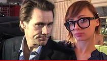 Jim Carrey -- Authorities Found Rx Pills in Girlfriend's House Under Carrey Alias