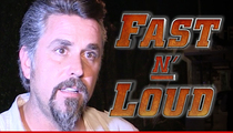 'Fast N' Loud' Host -- I Got Screwed Promoting O-O-O O'Reilly, Auto Parts ... OH!!!