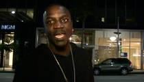 Akon -- Justin Bieber's a Grown Man ... He Makes His Own Weed Decisions (VIDEO)