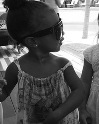 This Photo of North West and Penelope Disick Will Brighten Your Day!