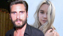 Scott Disick's 18-Year-Old Chick -- He's NOT My Boyfriend!!!