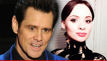 Jim Carrey -- Girlfriend Attempted Suicide Once Before