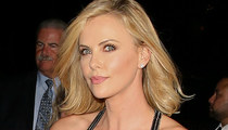 Charlize Theron -- Alleged Stalker Won't Be Flowered With Charges