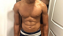 Guess The Sexy Abs -- See W