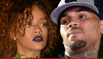 Rihanna -- I Thought I Could Change Chris Brown After the Beating