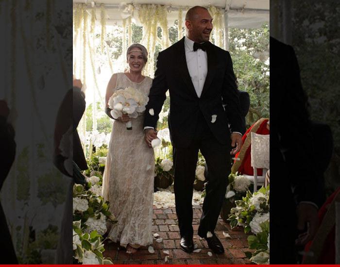 exwwe star bautista marries hot pole dancing champ photo