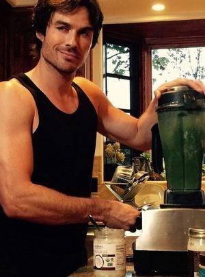 Ian Somerhalder's Thirstiest Snapshots