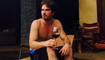 Drink in 10 Thirsty Shots of Ian Somerhalder to Quench Your 'Diaries&