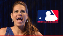 MLB Announcer Jessica Mendoza -- I've Tuned Out Hateful Radio Host ... He's Not Worth My Time