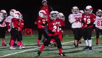 Youth Football Team -- Why Play Football ... When We Can Dance? (