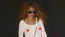 Rihanna's Sheer Style -- Celebrate No Bra Day With Her