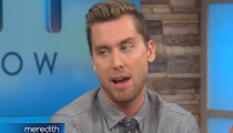 Lance Bass -- I Was Sexually Harassed During 'N Sync (VIDEO)