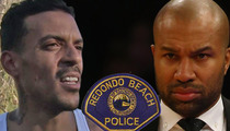Matt Barnes -- No Criminal Charges for Fisher Incident ... Cops Say
