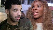 Drake & Serena -- We're Not Engaged