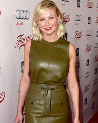 "Kirsten Dunst Stuns at ""Fargo"" Premiere -- See Her Gorgeous Look!"