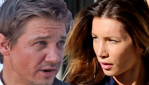 Jeremy Renner's Ex -- I'm Afraid Our Kid Will Drown At His House